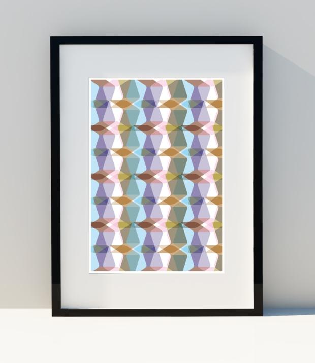 Cubic Mixtures I