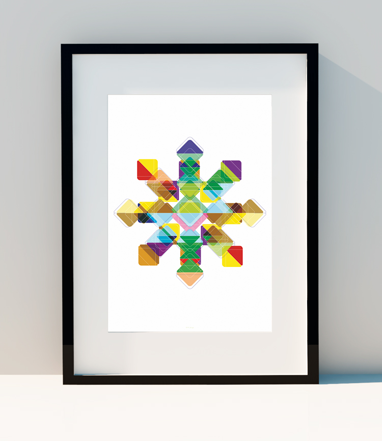 Abstract Geometric Compass